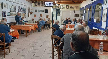Ενημερωτικές συσκέψεις συνταξιούχων σε Σκόπελο και Σκιάθο