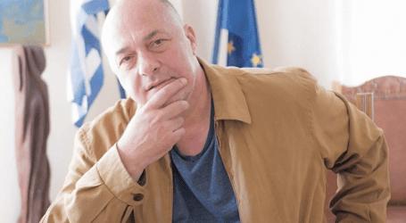 Δείτε Ζωντανά τη Συνέντευξη Τύπου του δημάρχου Βόλου Αχιλλέα Μπέου