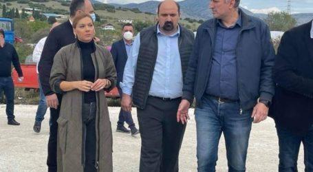 Στέλλα Μπίζιου: Κανείς μόνος στο Δαμάσι – Ξεκινάνε οι προκαταβολές για την ανέγερση νέων σπιτιών