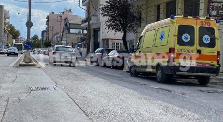 Bόλος: Τροχαίο ατύχημα στην 2ας Νοεμβρίου με έναν τραυματία [εικόνες]