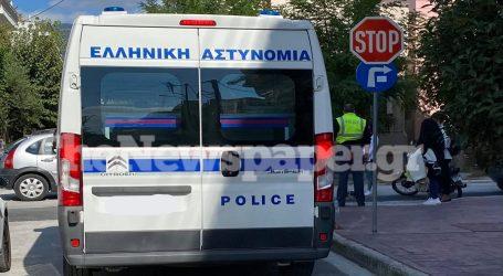 Βόλος: Σύγκρουση ΙΧ με δίκυκλο – Τραυματίστηκε γυναίκα οδηγός [εικόνες]