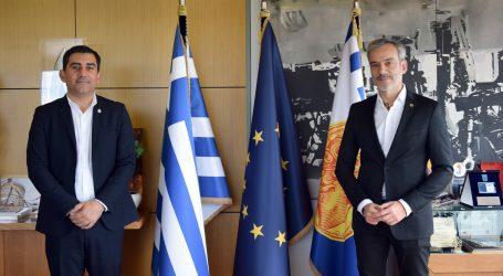 Τι συζήτησαν οι δήμαρχοι Σκιάθου και Θεσσαλονίκης στη συνάντησή τους