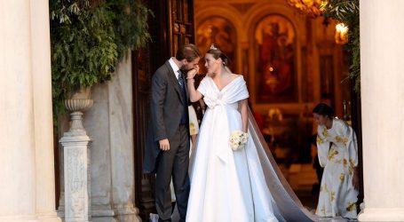 Φίλιππος Γλύξμπουργκ – Nina Flohr: Το φωτογραφικό άλμπουμ του γάμου τους στη Μητρόπολη