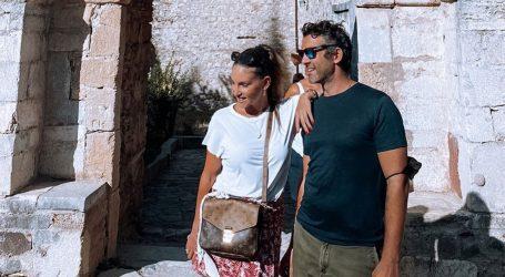 Αθηνά Οικονομάκου – Φίλιππος Μιχόπουλος: Η πρώτη οικογενειακή φωτογραφία τους στο Instagram