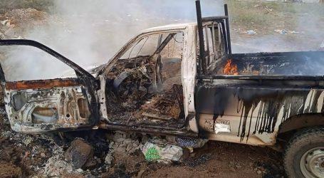 Έκλεβαν και έκαιγαν αγροτικά αυτοκίνητα! – Δύο συλλήψεις στα Φάρσαλα (φωτό)