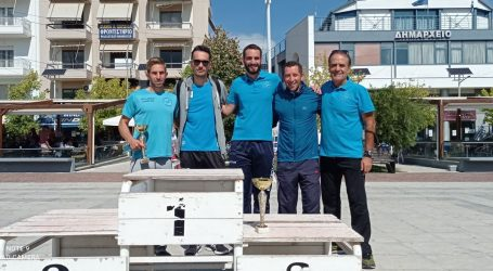 Νικητής στα 6χλμ του 5ου Αγώνα Δρόμου Αλμυρού ο Δημήτρης Φράγκος – Τρίτη στον Ημιμαραθώνιο η Νίκη Μουλά