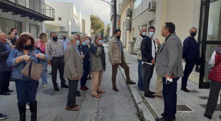 Βόλος: Μεγάλη συμμετοχή στις εσωκομματικές εκλογές της ΝΔ [εικόνες]