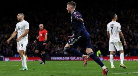 Λύτρωση στις καθυστερήσεις για τη Σκωτία (3-2) – Σπουδαία εκτός έδρας νίκη της Ουκρανίας (1-2)