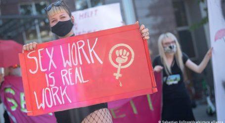 Εργάτριες του σεξ κατά της νομοθεσίας περί πορνείας