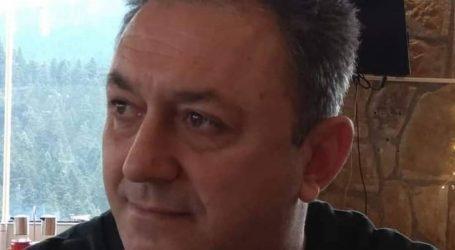 Σοκ στα Τρίκαλα. Πέθανε στα 52 του από covid-19- εμβολιασμένος- ο επιχειρηματίας Σωτ. Αντωνίου