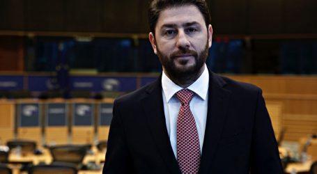 Εκλογές ΚΙΝΑΛ – Αναστέλλει την προεκλογική του εκστρατεία ο Νίκος Ανδρουλάκης