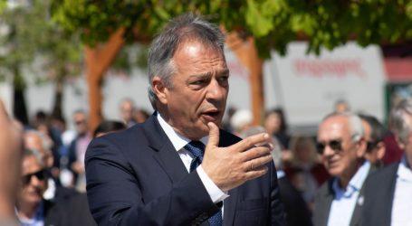 """Παρέμβαση Μιχαλάκη: """"Θωρακιζόμαστε με έργα απέναντι στην κλιματική αλλαγή"""""""