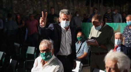 Λοβέρδος – Δεν χαρίζουμε το ΠΑΣΟΚ στον ΣΥΡΙΖΑ – Τι είπε για τον Γιώργο Παπανδρέου