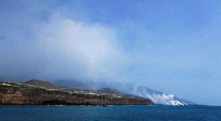 Λα Πάλμα – Εκτός λειτουργίας το αεροδρόμιο λόγω στάχτης από την έκρηξη του ηφαιστείου