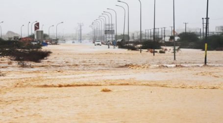 Ομάν – «Σάρωσε» τη χώρα ο κυκλώνας Σαχίν – Τουλάχιστον 11 νεκροί, πολλοί οι αγνοούμενοι