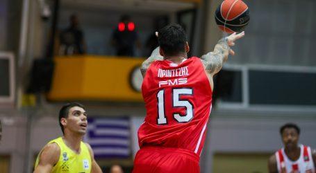 Πρίντεζης – Ανέβηκε στην 11η θέση των σκόρερ της Basket League