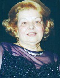 Πέθανε η παλιά Τρικαλινή Δικαστικός, Ιωάννα Χριστάνα