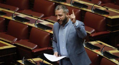 Ο Αλ.Μεϊκόπουλος καλεί τον Υπουργό ΠροΠο να δώσει στη δημοσιότητα το πόρισμα της ΕΔΕ για το Β.Μάγγο
