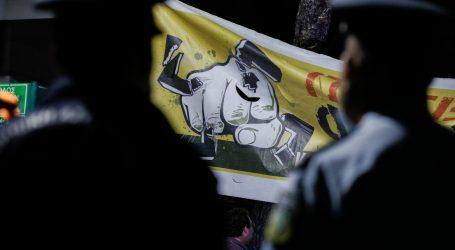 Νέο Ηράκλειο – Αντιφασιστική πορεία μετά την επίθεση ακροδεξιών