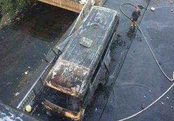 Συρία – Εκρηξη σε λεωφορείο στη Δαμασκό – 13 νεκροί