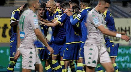 Αστέρας Τρίπολης – Παναθηναϊκός 2-1 – Η… ταρίφα των εκτός έδρας