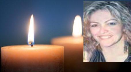 Λάρισα: Σκόρπισε θλίψη η απώλεια της 53χρονης Βασιλικής Καραουλάνη