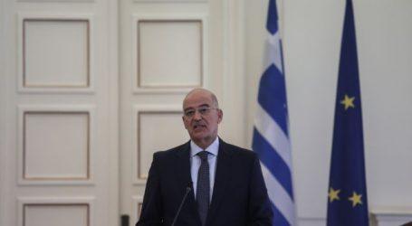 Δένδιας στη Μεσογειακή διάσκεψη του ΟΑΣΕ – Η Ελλάδα έχει δεσμευτεί να συμβάλλει σε ένα σταθερό και ασφαλές περιβάλλον