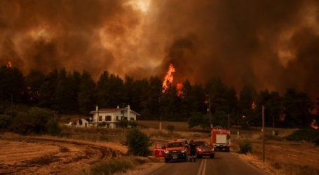 Βόρεια Εύβοια – Οριζόντια μέτρα στήριξης των επιχειρήσεων εξαιτίας των πυρκαγιών