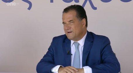 Γεωργιάδης – Ο Ερντογάν μπορεί να φαντασιώνεται bullying σε Ελλάδα, αλλά όχι σε Γαλλία και ΗΠΑ