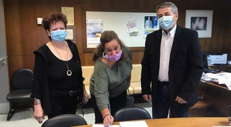Νοσοκομείο Βόλου: Ανακοινώθηκε νέα ενίσχυση – Ανέλαβε υπηρεσία η Μαρία Μητρίτσια