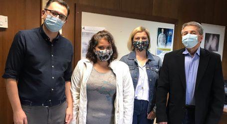 Νοσοκομείο Βόλου: Ανέλαβαν καθήκοντα η Ευαγγελία Γιαννουλάκη και η Σοφία Περλορέντζου