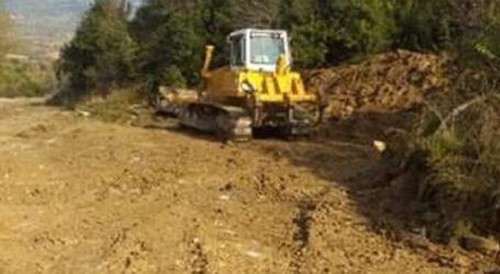 Συντήρησαν δρόμους για πυροπροστασία Δήμος Ελασσόνας – Περιφέρεια Θεσσαλίας
