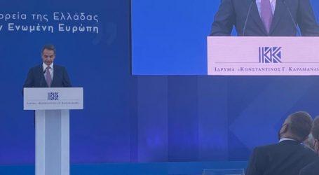 Κέλλας σε εκδήλωση του Ιδρύματος «Κων.Καραμανλής» με Κυριάκο Μητσοτάκη και Κώστα Καραμανλή: Χτίζουμε μια φωτεινή Ελλάδα, τιμώντας τον ριζοσπαστισμό του Εθνάρχη