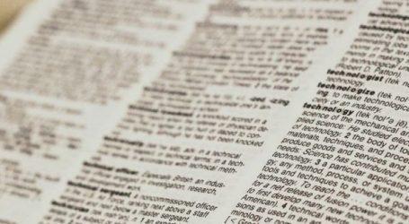 Κι όμως υπάρχει μια λέξη με τρία γράμματα και 645 έννοιες – Δείτε ποια είναι