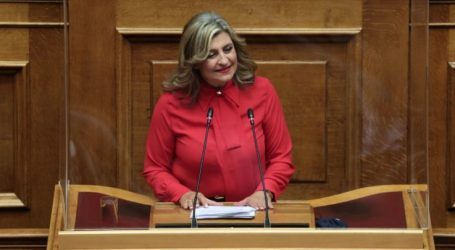 Λιακούλη: «Καταγγελίες για κακοδιοίκηση στο Υπουργείο Εσωτερικών»
