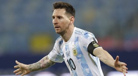 Μέσι – «Ο συγκεκριμένος διαιτητής κάθε φορά βρίσκεται σε δικά μας ματς»