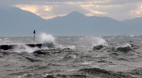 Καιρός: Ισχυροί άνεμοι στη Μαγνησία την Κυριακή – Οι οδηγίες προς τους πολίτες