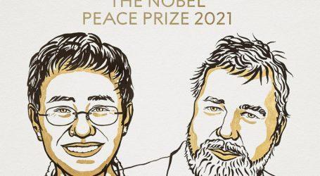 Νόμπελ Ειρήνης – Συγχαρητήρια από τον Μπάιντεν στους δύο ερευνητές δημοσιογράφους που τιμήθηκαν με το βραβείο