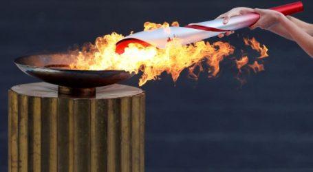 «Πεκίνο 2022» – Η παράδοση της Ολυμπιακής Φλόγας στο Παναθηναϊκό Στάδιο