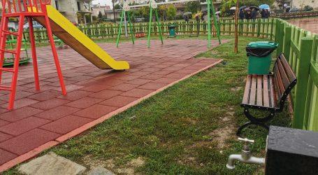 Δωρεά στη μνήμη του Χρήστου Κωστόπουλου η νέα παιδική χαρά στον μύλο Ματσόπουλου