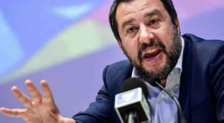 Ιταλία – Άρχισε η δίκη κατά του Σαλβίνι για στέρηση ελευθέριας σε 147 πρόσφυγες