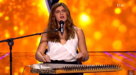 Στις καλύτερες εμφανίσεις του The Voice παγκοσμίως της δικιάς μας, Δήμητρας Καλλιάρα (video)