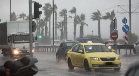Ζερεφός – Η βροχόπτωση της Πέμπτης αντιστοιχεί στο 1/3 της ετήσιας βροχής σε κάποιες περιοχές