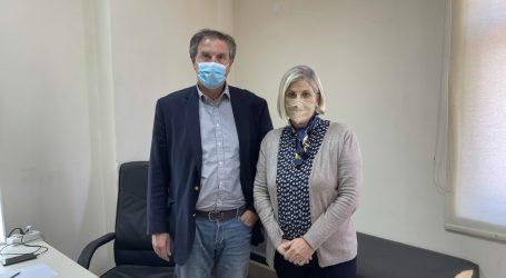 Με μεγάλη επιτυχία ολοκληρώθηκε το διήμερο ενημέρωσης και εξέτασης για τον καρκίνο του μαστού στα Φάρσαλα